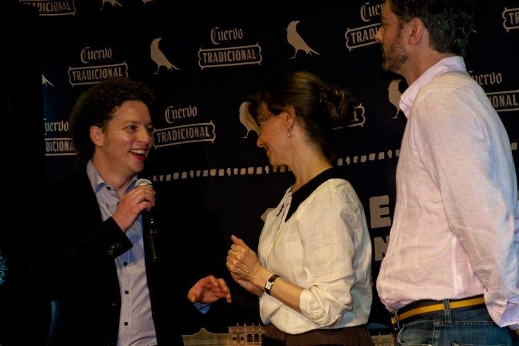 Recibe Michel Franco premio 'Tradicional'