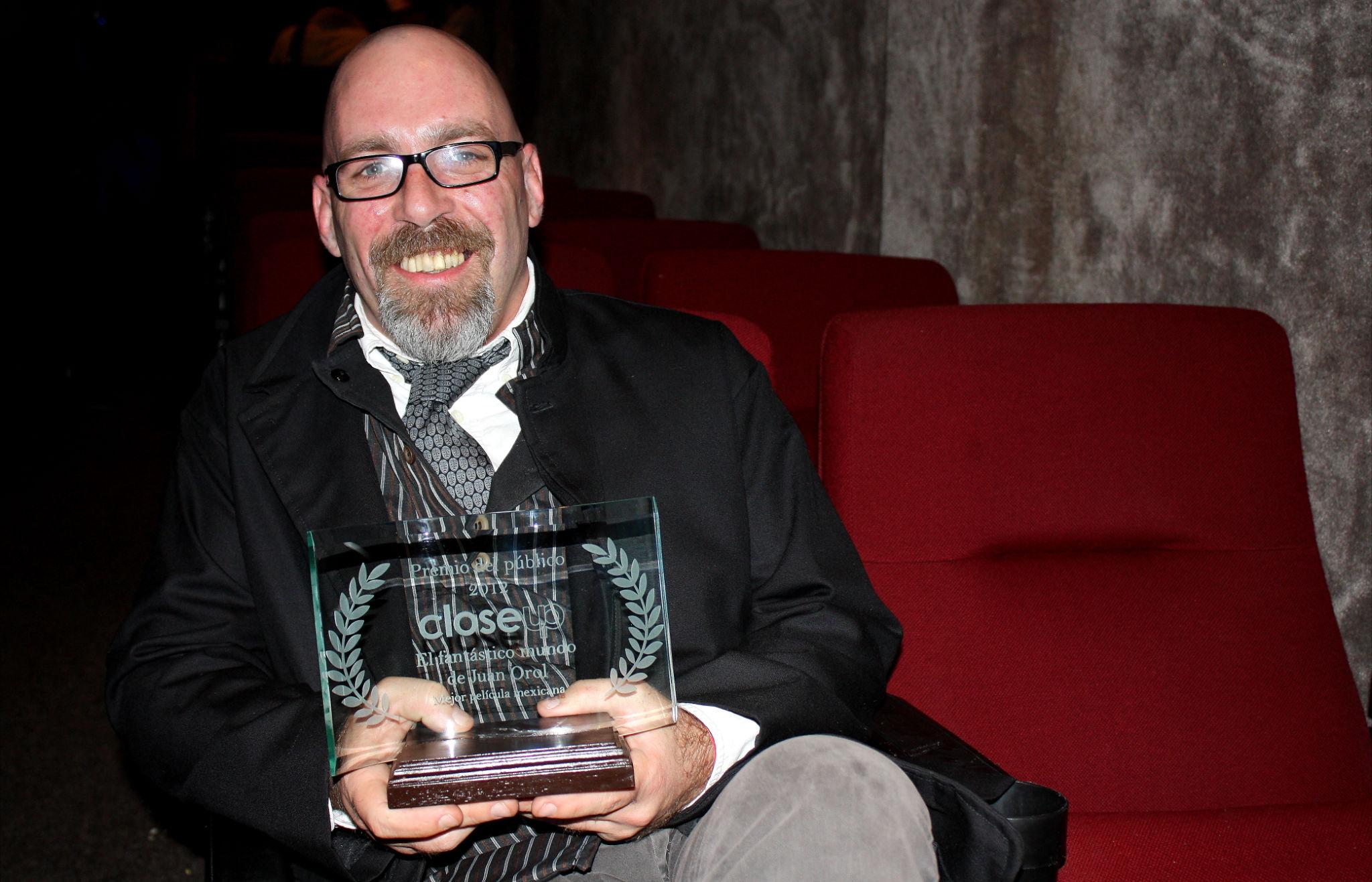 Fotos: El premio fue para Juan Orol