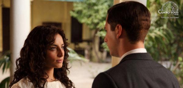Sebastián Zurita y Marimar Vega gustan de la disciplina en el set