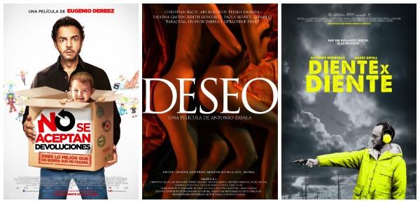 Septiembre, mes del cine hecho en México