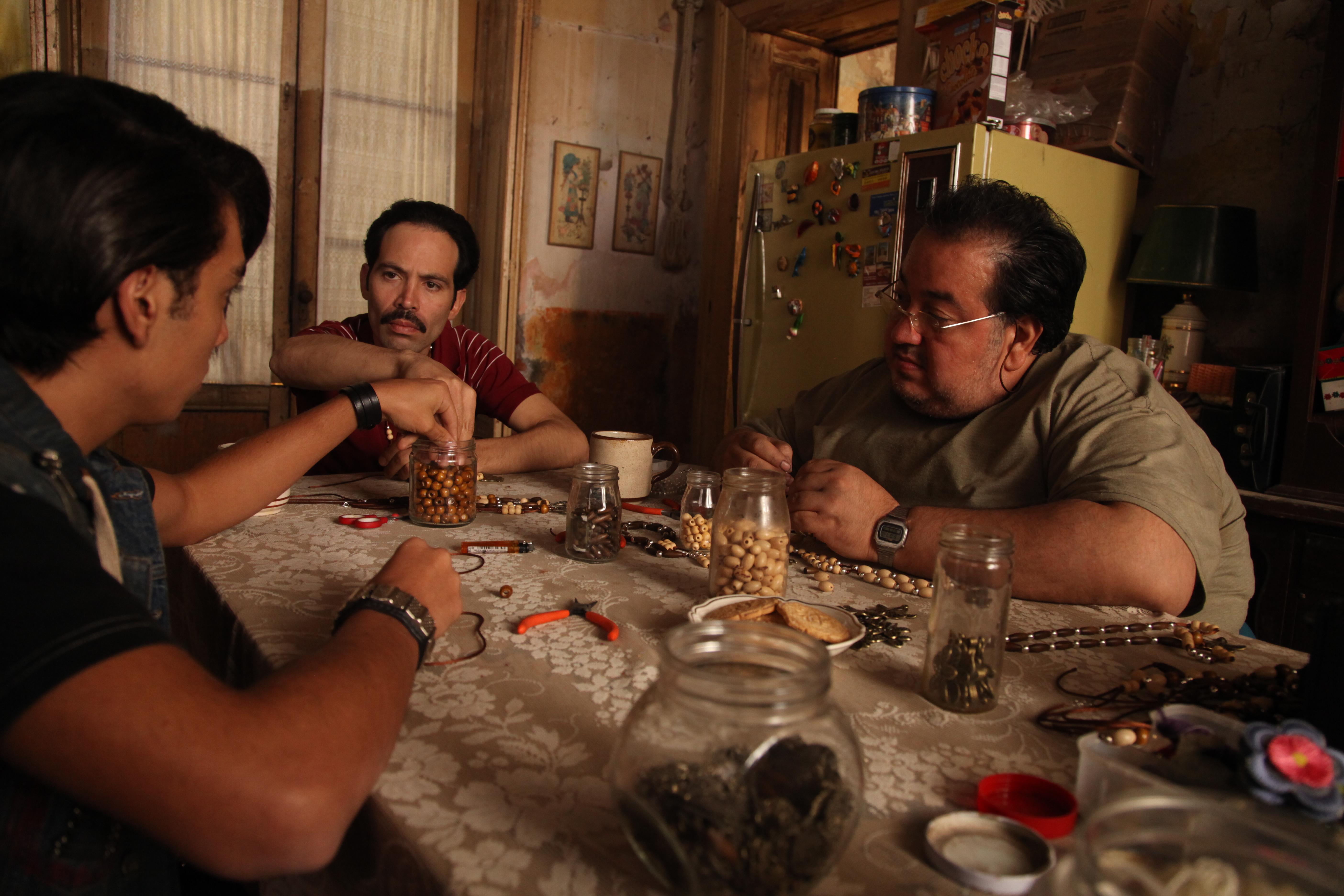 El baterista de San Pascualito Rey protagoniza película