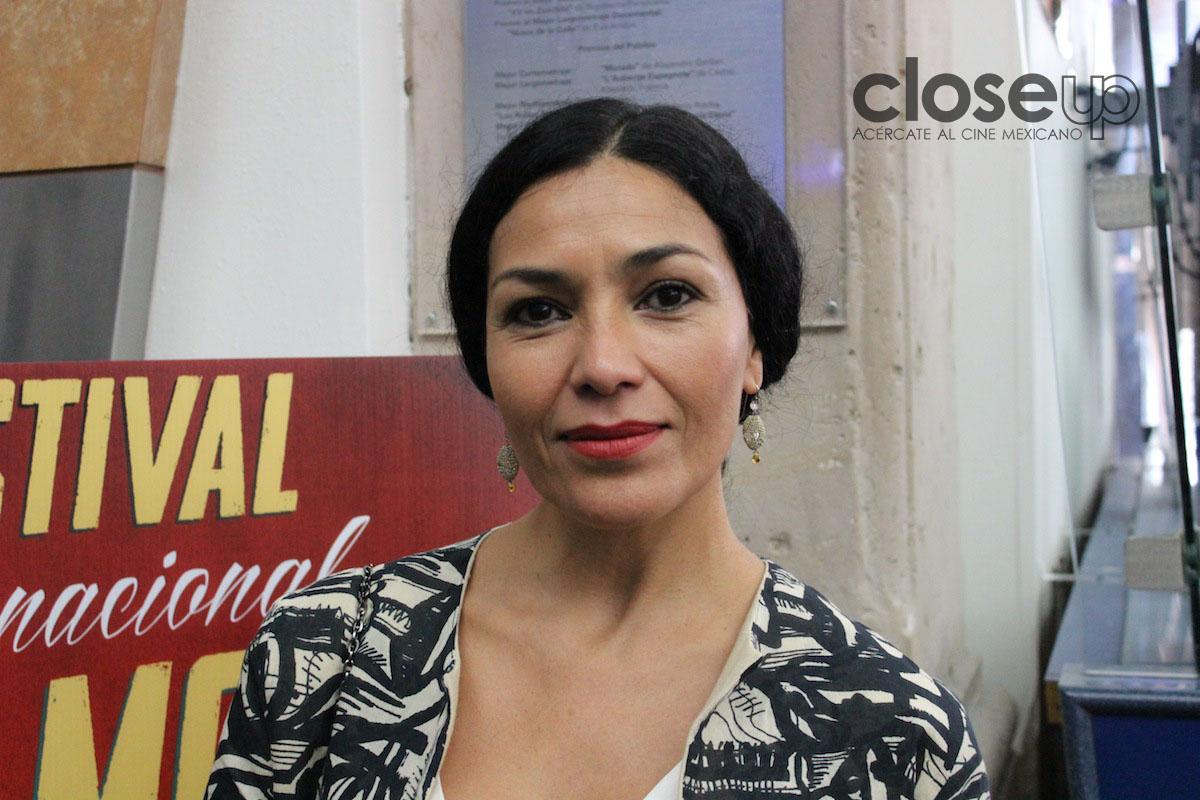 Dolores Heredia trabajará nuevamente con Paul Leduc