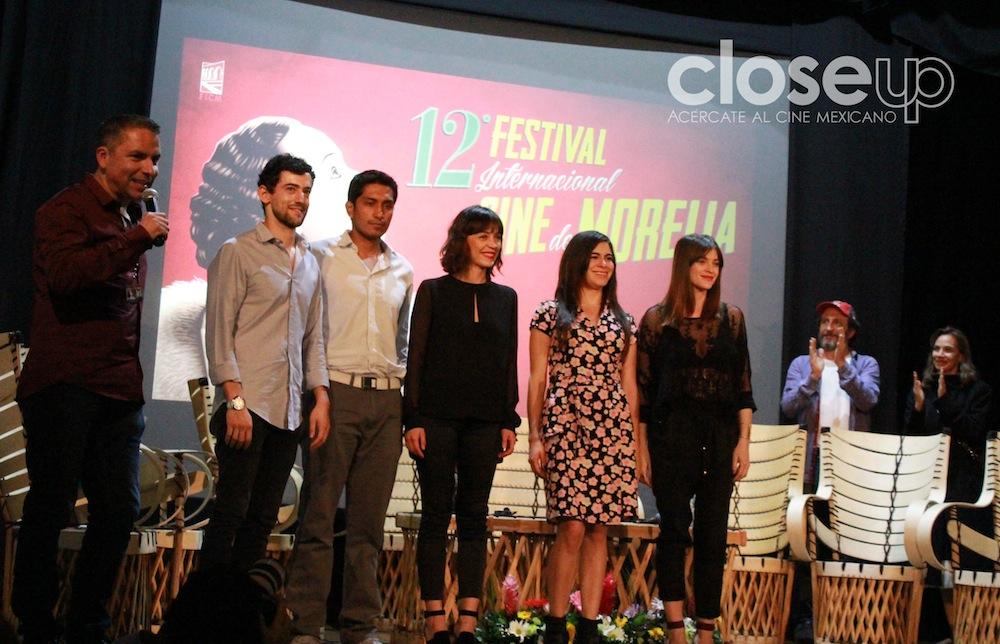 FOTOS: Una nueva generación de actores y actrices en el FICM