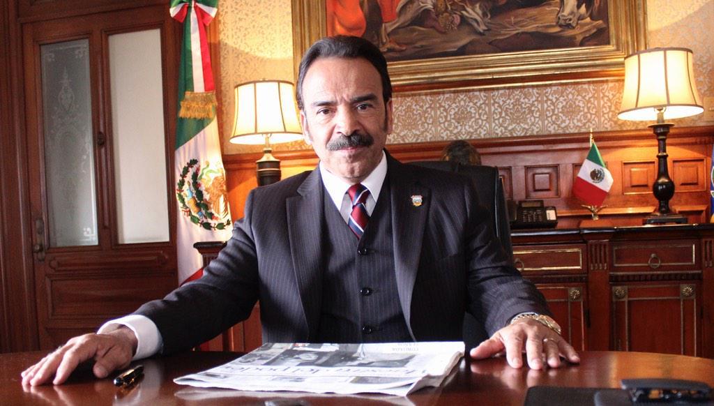 Destapan orgía del gober Carmelo Vargas