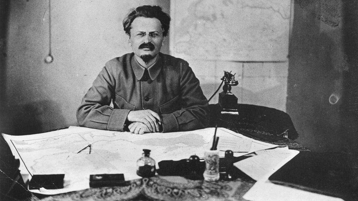 Filman película sobre Trotski en México