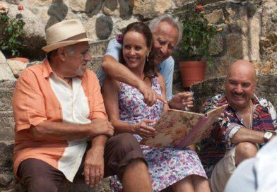 La amistad no tiene edad en Acapulco La vida va
