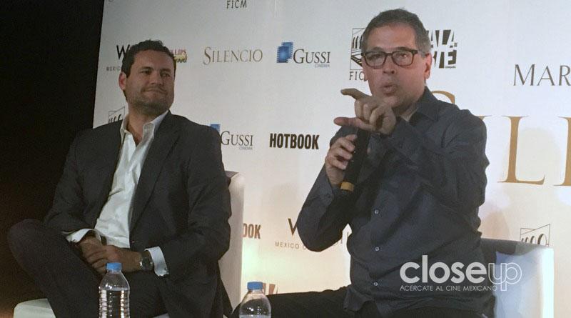 Mexicanos en el nuevo proyecto de Martin Scorsese