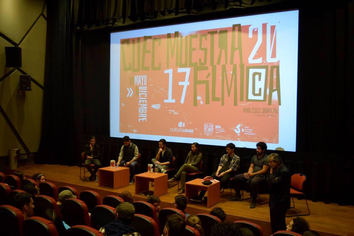 Alumnos del CUEC encaran por primera vez al público