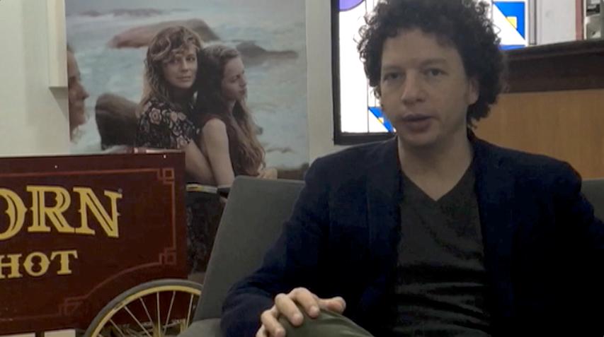 Video: Michel Franco confía en Las hijas de abril