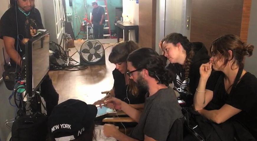 Video: De rodaje con Lubezki