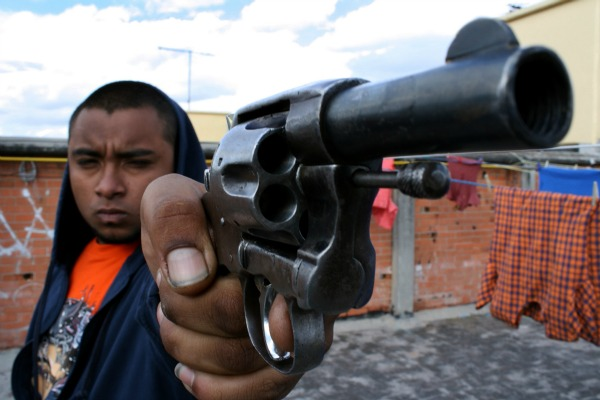 Asalto al cine «no es una apología de la violencia»