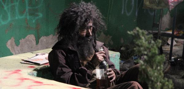 Hari Sama hace un cine de dolor