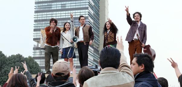 Por fin se estrena Tlatelolco, verano del 68