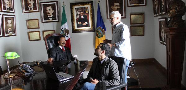 Fotos: Alcázar, Cosío, Herrera y Navarro terminan La verdad sospechosa