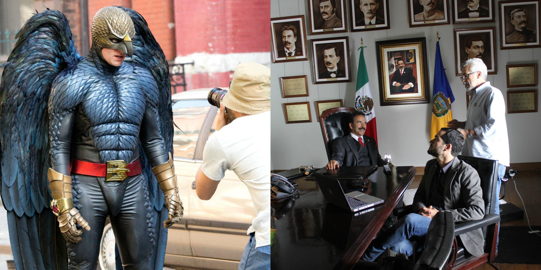 Las películas de Iñárritu y Estrada unidas por la música