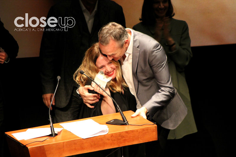 Fotos: Ganadores del 14º Festival Internacional de Cine de Morelia