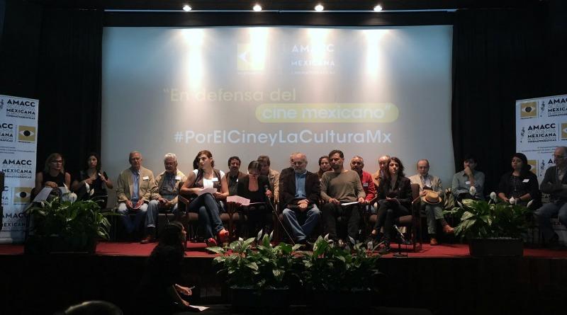 Comunidad cinematográfica contra el recorte a la cultura