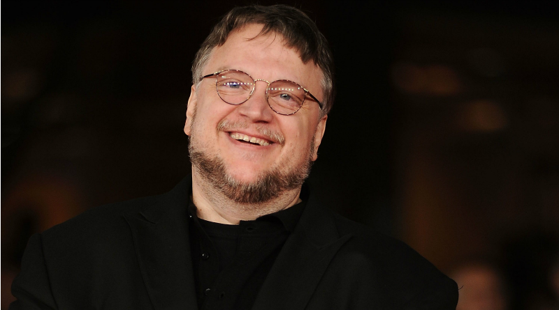 Guillermo del Toro tiene su agenda llena