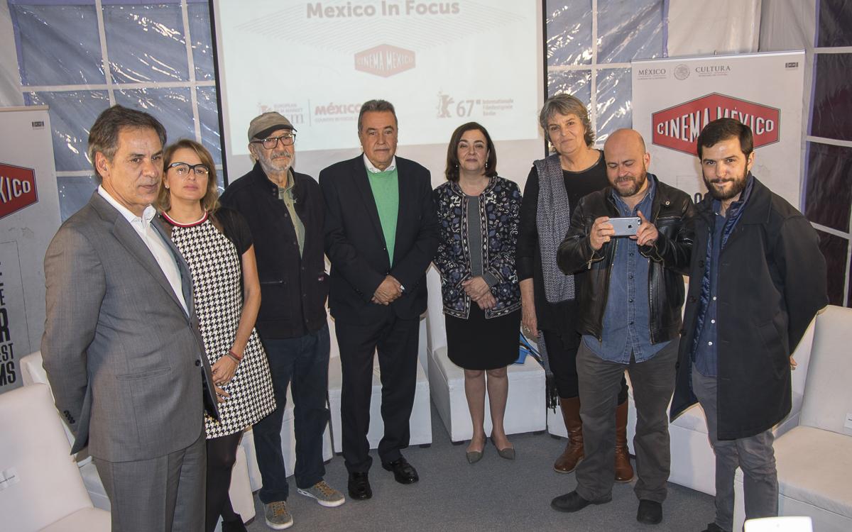 Mexicanos invaden Berlín