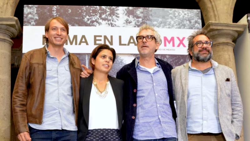 De Alfonso Cuarón aprendí rigor: Nicolás Celis