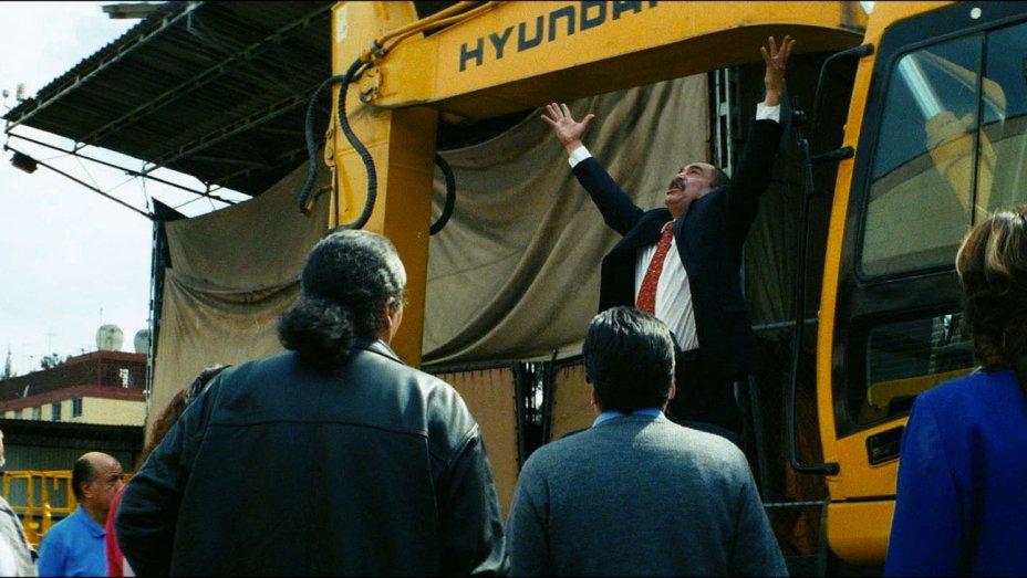 """Una """"maquinaria"""" compite con blockbusters"""