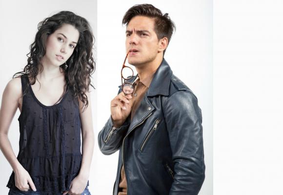 Vadhir Derbez y Ximena Romo en remake de 'Como si fuera la primera vez'