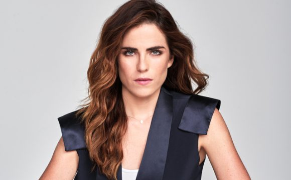 Karla Souza en cinta de abuso sexual